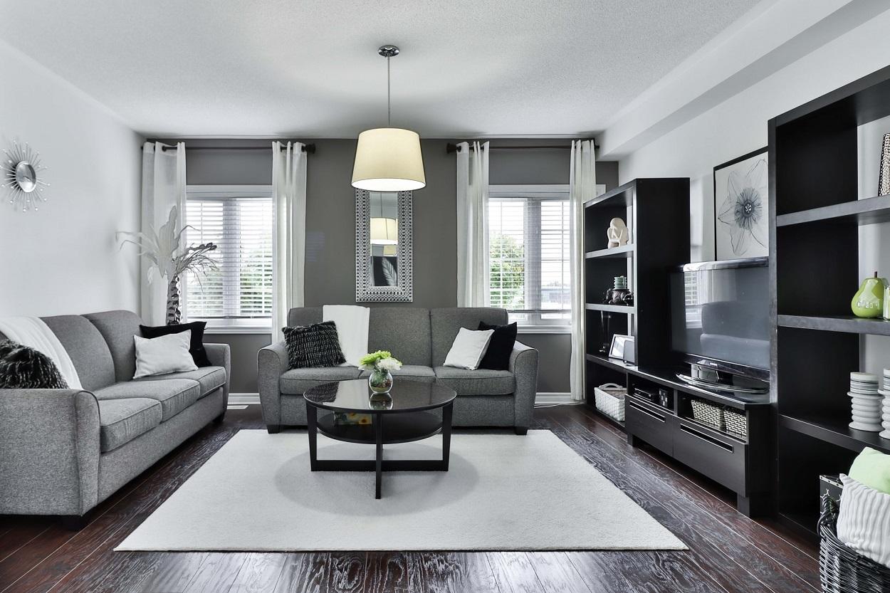 Oturma Odası Dizaynı ve Dekorasyonu